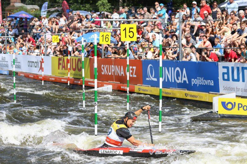 Pražská Troja přivítá opět závody ve vodním slalomu na světové úrovni.