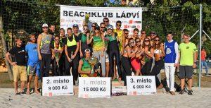 UNIQA MČR klubů v plážovém volejbale má před sebou svůj čtvrtý ročník