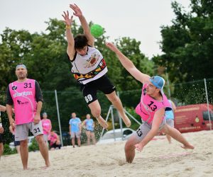 Prague Open Beach Handball